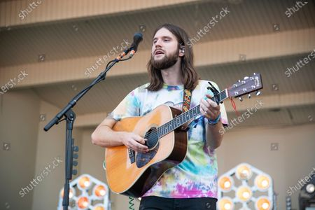 Editorial image of 2021 Lollapalooza Music Festival - Day 3, Chicago, United States - 31 Jul 2021