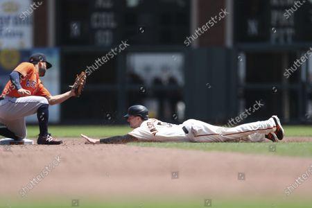Editorial photo of Astros Giants Baseball, San Francisco, United States - 31 Jul 2021