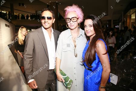 Editorial picture of 'Fashion Night Out' Opening Ceremony, The Beverly Center, Los Angeles, America - 10 Sep 2010