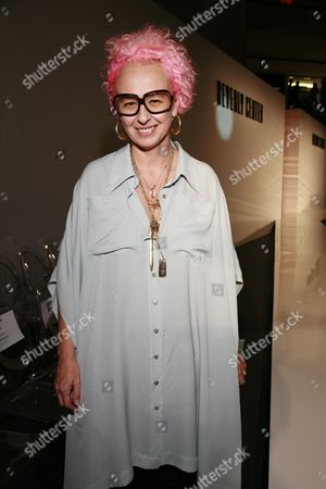 Editorial photo of 'Fashion Night Out' Opening Ceremony, The Beverly Center, Los Angeles, America - 10 Sep 2010
