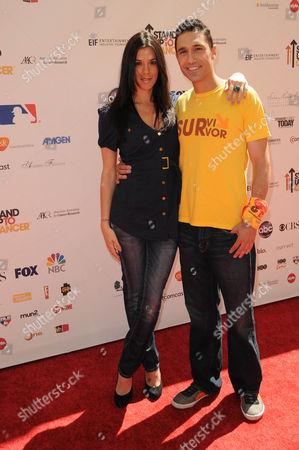 Jenna Morasca and Ethan Zohn