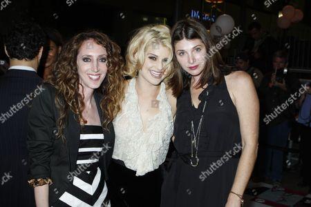 Jen Rade, Kelly Osbourne and Brooke Dulien