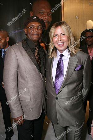 Samuel L. Jackson and Steven Cojocaru