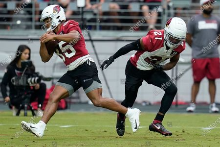 Editorial picture of Cardinals Football, Glendale, United States - 31 Jul 2021