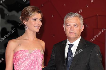 Stock Photo of Vittoria Puccini, Dominique Urfin