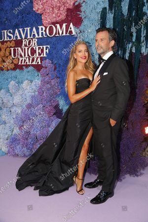 Editorial photo of Luisaviaroma X Unicef Summer Gala 2021, Capri, Italy - 31 Jul 2021