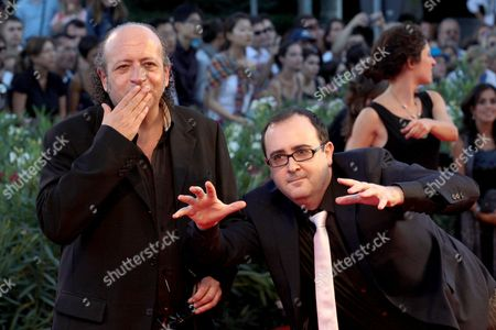 Editorial photo of 67th Venice Film Festival Closing Ceremony, Venice, Italy - 11 Sep 2010