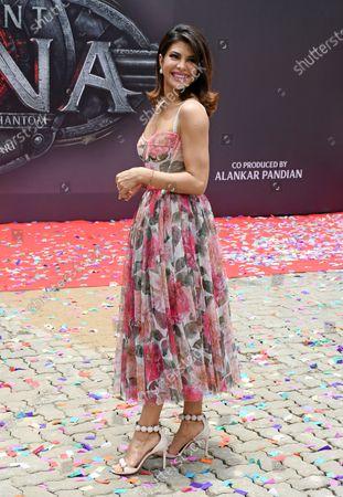 Bollywood actress Jacqueline Fernandez