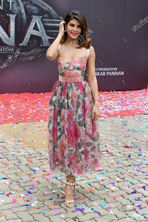 Stock Photo of Bollywood actress Jacqueline Fernandez