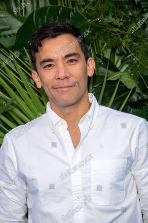 Actor Conrad Ricamora