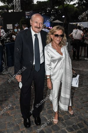 Federico and Anita Fazzuoli.