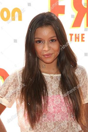 Stock Photo of Bianca Collins