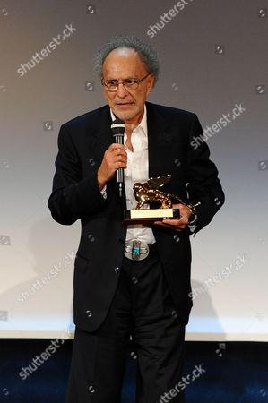 Editorial image of 67th Venice Film Festival Closing Ceremony, Venice, Italy  - 11 Sep 2010