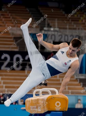 Max Whitlock wins his 3rd Gold Medal