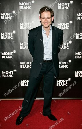Editorial photo of Launch of The Montblanc John Lennon Edition, New York, America - 12 Sep 2010