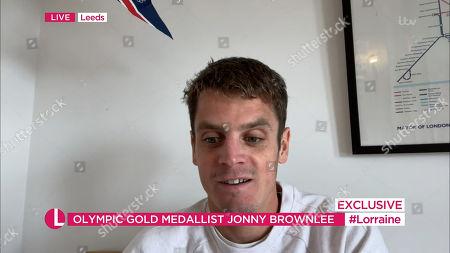 Stock Picture of Jonny Brownlee