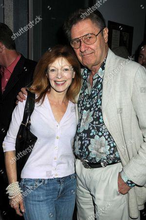 Frances Fisher and Joseph Bologna
