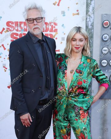 Editorial photo of 'The Suicide Squad' film premiere, Arrivals, Los Angeles, California, USA - 2 Aug 2021