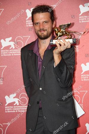 Editorial photo of 67th Venice Film Festival Awards, Venice, Italy - 11 Sep 2010