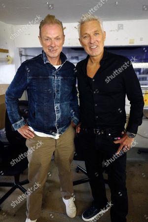 Gary Kemp, Martin Kemp