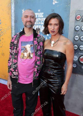 Sean Gunn, Natasha Halevi