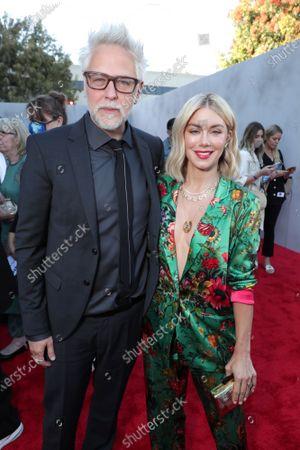 James Gunn, Writer/Director, Jennifer Holland