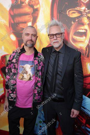 Sean Gunn, James Gunn, Writer/Director