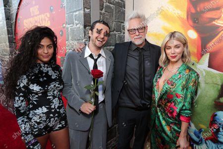 Jessie Reyez, Grandson, James Gunn, Writer/Director, Jennifer Holland