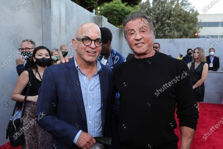 Jeff Goldstein, President of Domestic Distribution of Warner Bros. Pictures, Sylvester Stallone