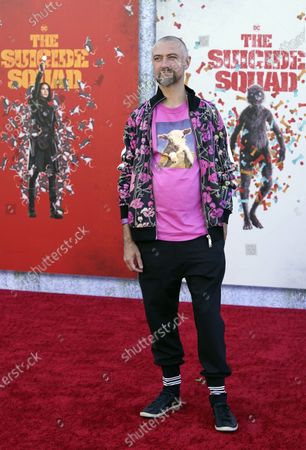 """Editorial photo of LA Premiere of """"The Suicide Squad"""", Los Angeles, United States - 02 Aug 2021"""