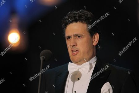 Stock Photo of The Three Welsh Tenors - Rhys Meirion