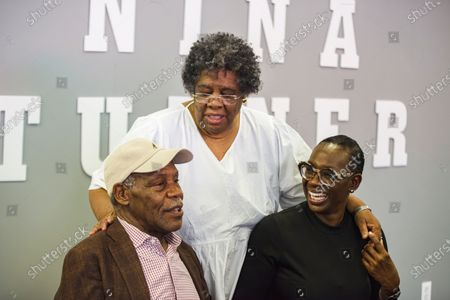 Nina Turner sits with the famous actor Danny Glover before a canvasing event. Nina Turner is a progressive Democratic candidate for Ohio's 11th Congressional District. Turner is canvassing against another Democratic candidate, Shontel Brown, who is a representative of a more traditional Democratic candidate. Turner has been supported by Alexandria Ocasio-Cortez, Bernie Sanders, Cornel West and other well known progressives, because many think that Turner may spring a new more progressive face for the Democratic Party in America.