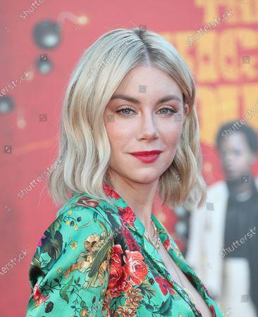 Editorial image of 'The Suicide Squad' film premiere, Arrivals, Los Angeles, California, USA - 02 Aug 2021
