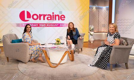 Christine Lampard, Sarah Ferguson Duchess of York, Marguerite Kaye