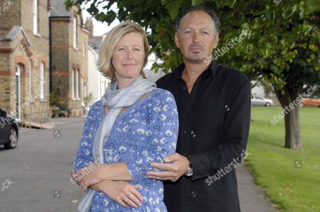 Suzanne Lloyd with her husband Peter