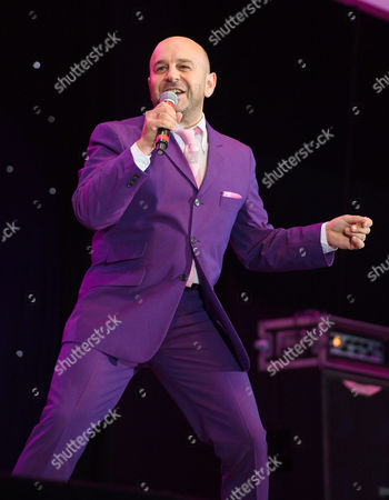 Editorial picture of 'Elvis Forever' concert, Hyde Park, London, Britain - 12 Sep 2010