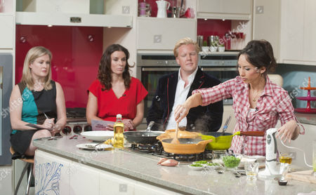 Editorial image of 'This Morning' TV Programme, London Britain - 13 Sep 2010
