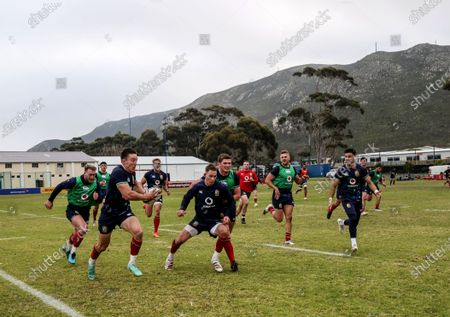 Editorial picture of 2021 British & Irish Lions Tour To South Africa - 03 Aug 2021