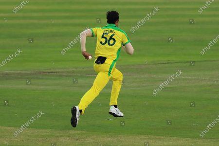 Editorial image of Bangladesh wins by 23 runs against Australia in Dhaka, Bangladesh - 3 Aug 2021