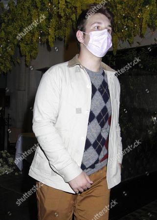 Jack Rudd is seen leaving Scott's