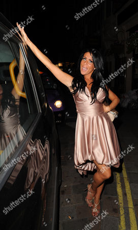 Editorial picture of Big Brother 11 Wrap Party, Grace Nightclub, London, Britain - 13 Sep 2010
