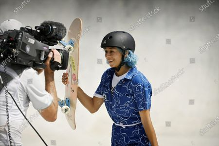 Editorial photo of The Tokyo Summer Olympic Games, Japan - 04 Aug 2021