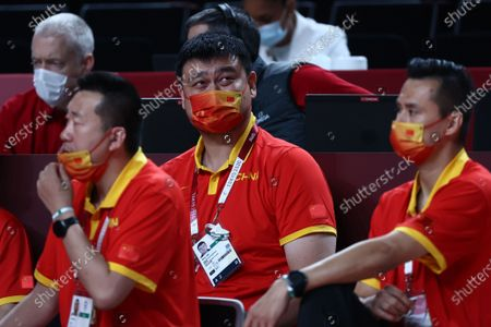 Editorial picture of Olympic Games 2020 Basketball, Saitama, Japan - 04 Aug 2021