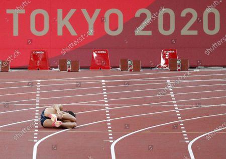 Editorial image of Tokyo Olympics, Japan - 04 Aug 2021