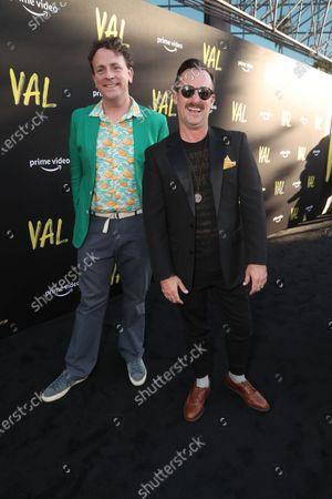 "Drew Droege and Beau Hoffman attend Amazon Studios ""Val"" Premiere"