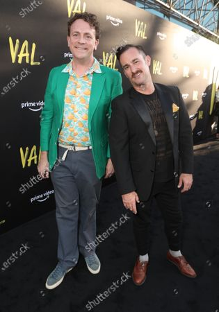 """Stock Photo of Drew Droege and Beau Hoffman attend Amazon Studios """"Val"""" Premiere"""