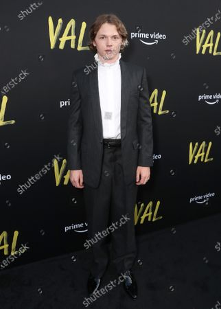 "Jack Kilmer attends Amazon Studios ""Val"" Premiere"