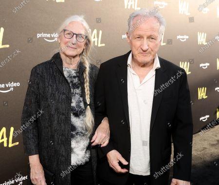 "Summer Mann and Michael Mann attend Amazon Studios ""Val"" Premiere"