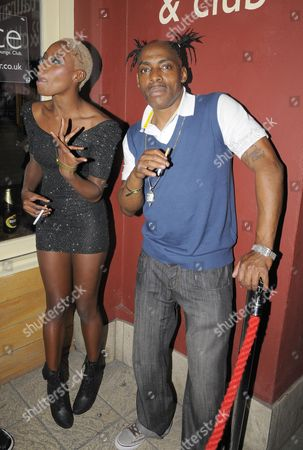Ife Kuku and Coolio