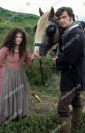Tracy Whitwell as Cissie Brodie and Matthew Turnbull as Ray Stevenson